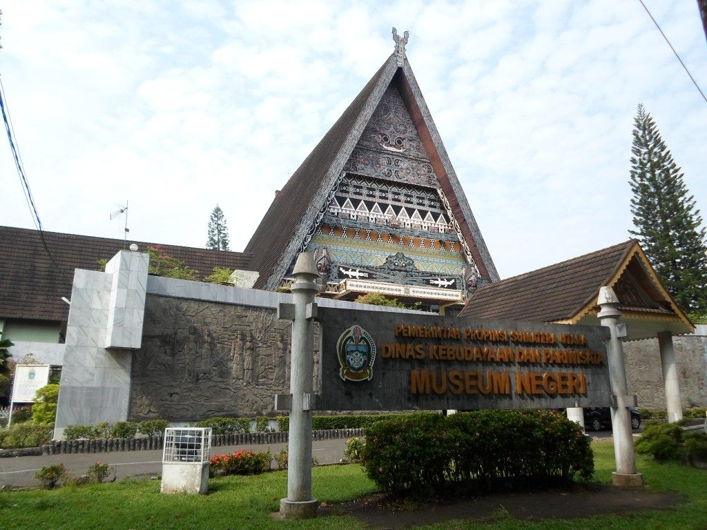North Sumatra museum attractions in medan indonesia