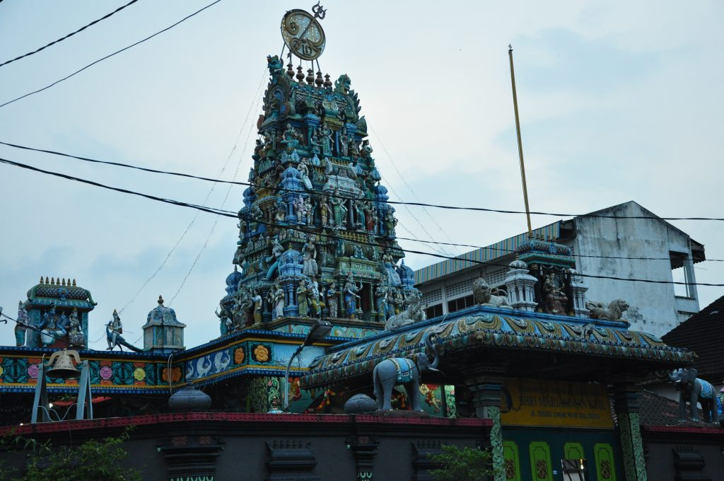 sri mariamman attractions in medan indonesia