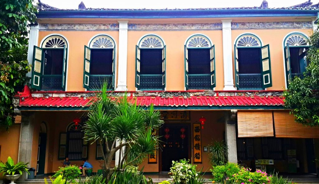 tjong a fie mansion attractions in medan indonesia