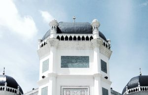 Things to Do in Medan and North Sumatra Instagrammable Historic Landmarks Medan Great Mosque
