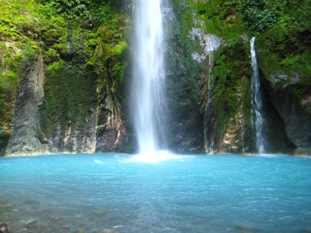 hidden north Sumatra places to visit Sibolangit waterfall