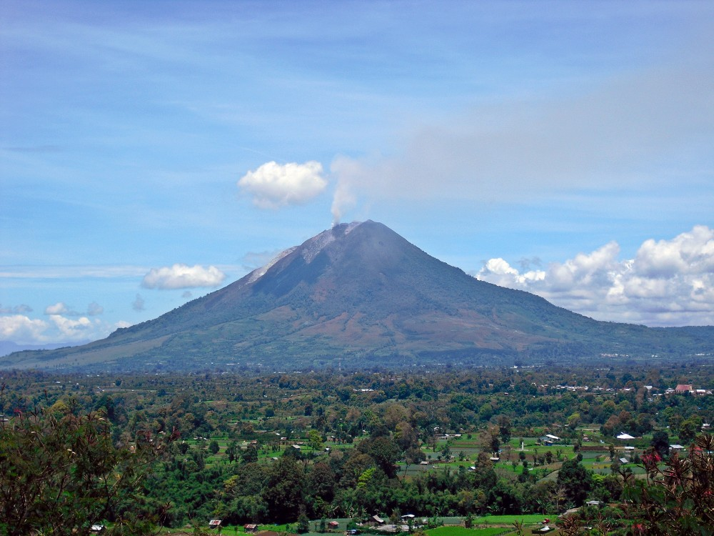 hidden north Sumatra places to visit Bukit Gundaling