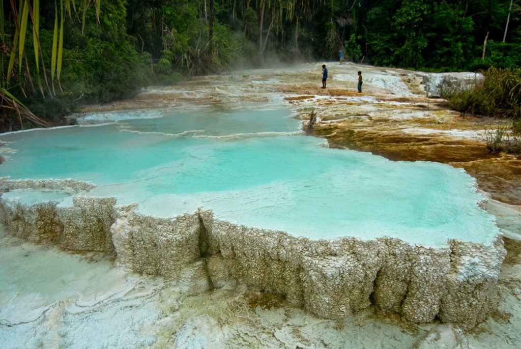hidden north Sumatra places to visit kawah putih Dolok Tinggi Raja