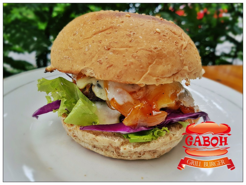 best medan restaurants, cafe, & food Gaboh Burger