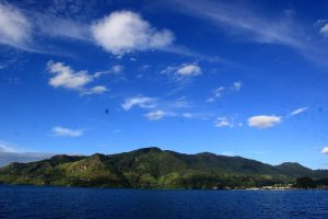 Indonesia North Sumatra attraction lake toba