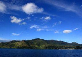 Indonesia North Sumatra attraction lake toba